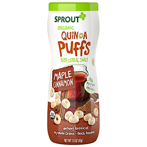 Sprout Organic Cinnamon Canister Dissolve