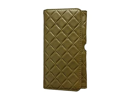 more photos f62a7 734ed Atv Pu leather Pouch Case Flip Cover For Spice Mi-506: Amazon.in ...