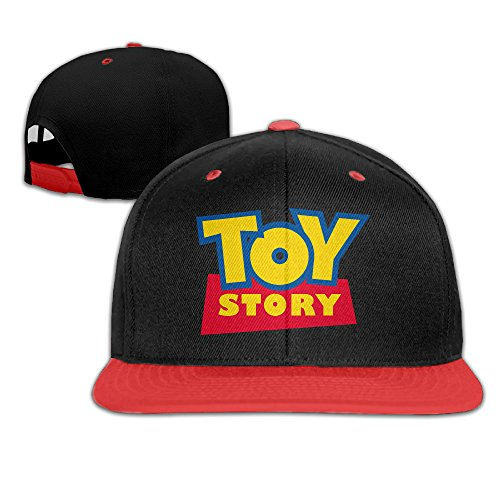 (Toy Story Logo Personalize Boy Girl Kid Hip-hop Baseball Cap Cotton Fashion)