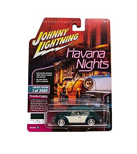 Johnny Lightning BRAND NEW DIECAST 1:64 HAVANA NIGHTS - 1965
