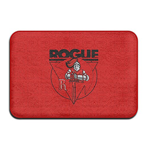 [VDSEHT Rutgers Scarlet Knights And Rogue With R Non-slip Doormat] (Diy Rogue Costume)