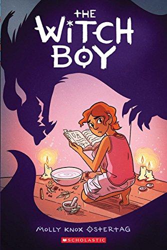 (The Witch Boy )