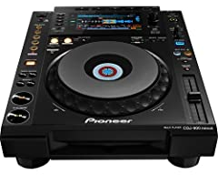 Pioneer CDJ900NXS Nexus