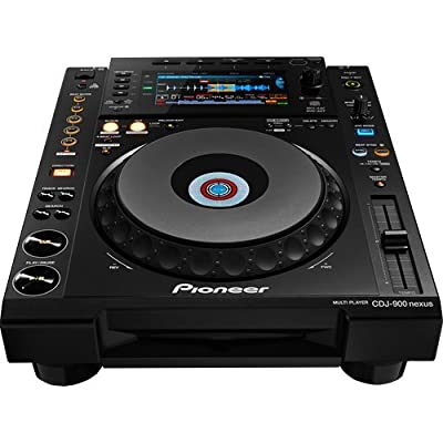 Image of Pioneer CDJ900NXS Nexus Professional Multi Player CD & Tape Players