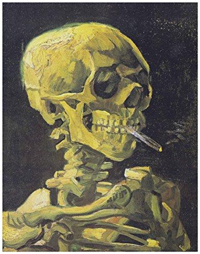 (CIGARETTE: Van Gogh ~ Art Print. (11