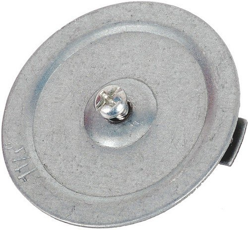 - Morris 21792 Type S Knockout Seal with Screw and Bar, 1 by Morris