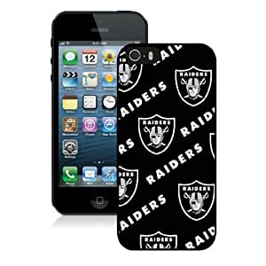 NFL Oakland Raiders iPhone 5 5S Case 033 NFLIPHONE5SCASE601 by kobestar