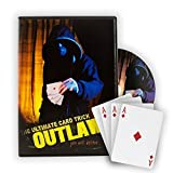 OUTLAW Card Tricks - Bicycle Cards Included With Instructional DVD