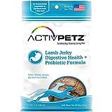 Cheap Loving Pets Activpetz Lamb Jerky Digestive Health + Probiotic Formula Dog Treat, 7 Oz