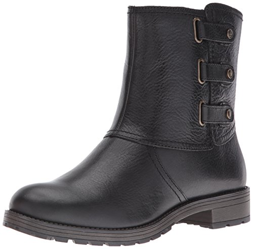 Tynner Black Leather Boot 6 W (C) ()