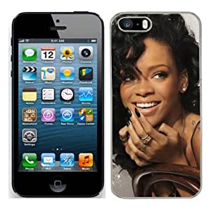 Rihanna Case Fits Iphone 5s Cover Hard Protective Skin 11 for Apple I Phone 5 S Mobile
