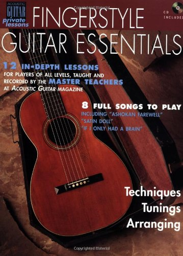 Fingerstyle Guitar Essentials (Acoustic Guitar Magazine's Private - Fingerstyle Guitar Magazine