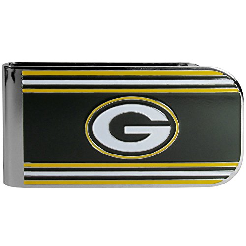 - Siskiyou NFL Green Bay Packers MVP Money Clip