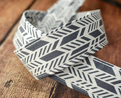 Grey-and-White-Sunprint-dSLR-Camera-Strap