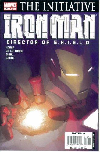 The Invincible Iron Man #18 (Civil War The Initiative - Marvel Comics) pdf