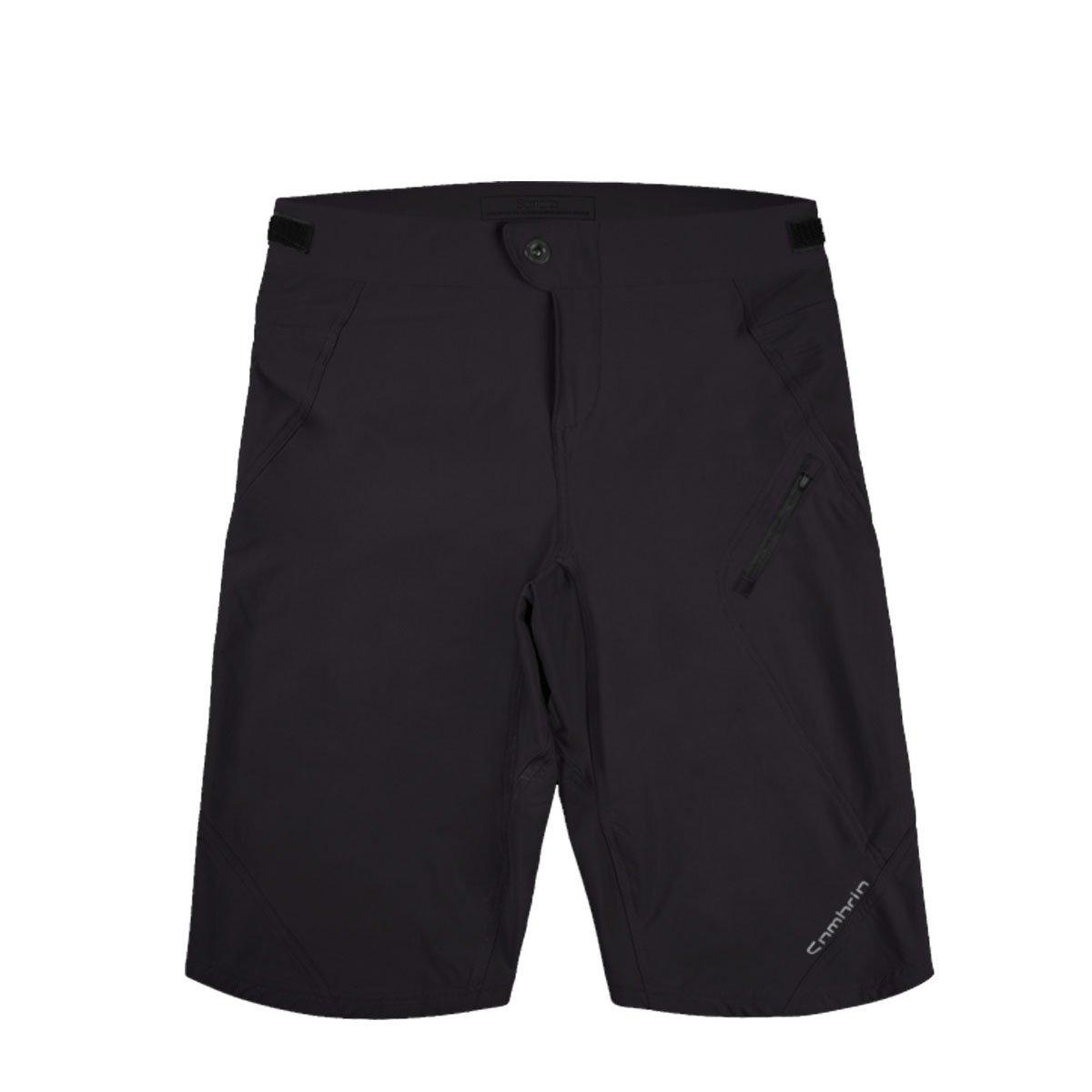 Sombrio 2017メンズBadass Cycling Shorts B06X1CZMJF X-Small|ブラック ブラック X-Small