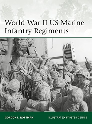 World War II US Marine Infantry Regiments (Elite)
