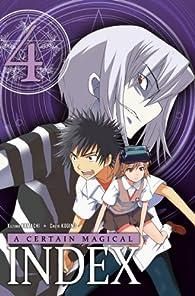 A certain magical Index, tome 4 par Kazuma Kamachi