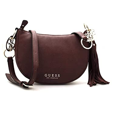 1b96d6354e82 Guess Tasche ALANA Damen Bordeaux - HWVG7094120BUR  Amazon.de ...