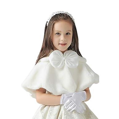 33727f96d02ea Rastar ファーボレロ 子供用 白 袖なし S