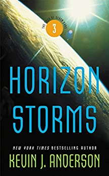 Horizon Storms: The Saga of Seven Suns - Book #3 by [Anderson, Kevin J.]