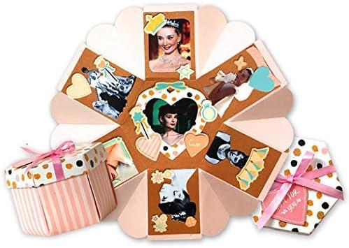 Amycute DIY Caja Regalos Originales para Hombre Caja de ...