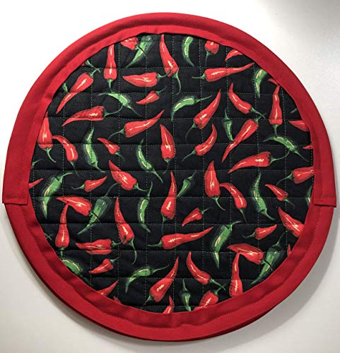 Red Hot Chili Pepper - Tortilla Warmer Pouch