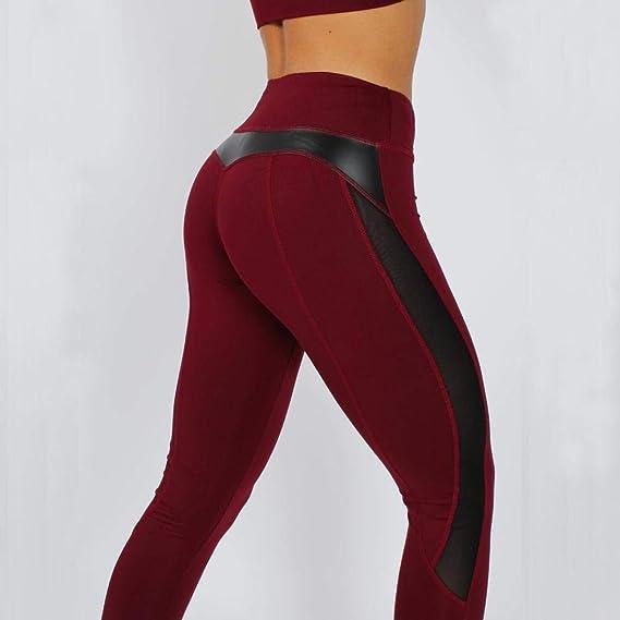 950d3c07f300d9 Amazon.com: Warm Leggings I Black Mesh Splice Fitness Leggings for Girls:  Cell Phones & Accessories
