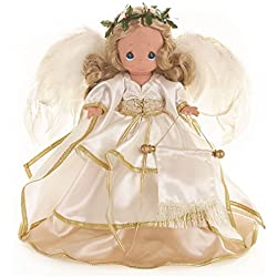 Precious Moments Dolls by The Doll Maker, Linda Rick, Glory on High Treetopper Angel, 12 inch doll