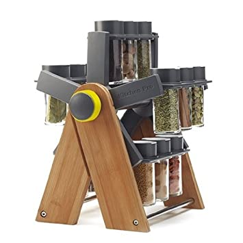 Charming Ferris Deluxe Spice Market By Kitchen Pro   Spice Rack
