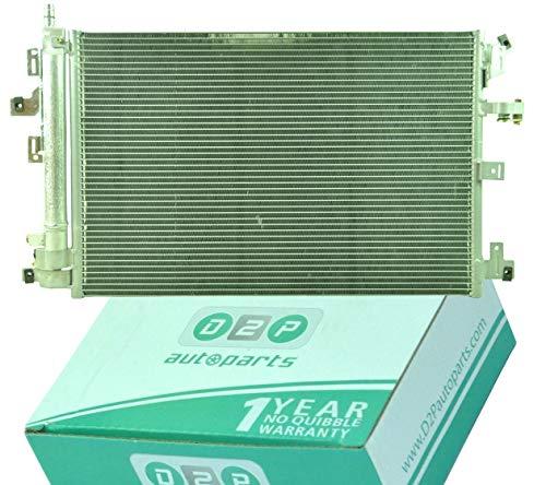 D2P 30648955, 30781280, 31369510, 30 648 955 INTERCOOLER Radiator, Ladeluftkühler, refroidisseu: