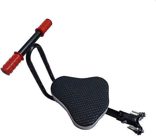 YUQIN Asiento Seguro para Bicicleta para Montaje Frontal Soporte para Asiento Delantero para Bicicleta para Niños con Cojín De Asiento con Protección,C: Amazon.es: Hogar
