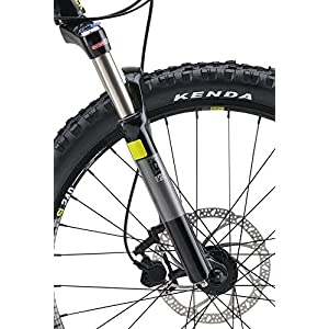"Diamondback Bicycles Sync'r 24 Kid's Mountain Bike, 24"" Wheels, Black"
