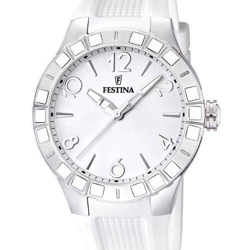 fb4ee8c8d537 Festina F16676 1 - Reloj analógico de cuarzo para mujer