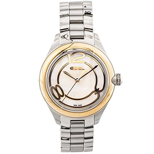 Ebel Onde quartz womens Watch 1216104 (Certified Pre-owned)