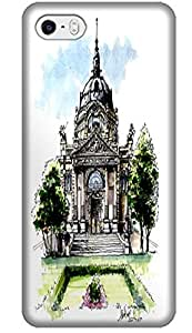 Fantastic Faye Cell Phone Cases For iPhone 5/5S No.3 The Special Design With Beautiful Hand Painted