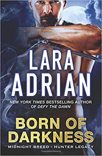 Born of Darkness Book Cover