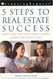 Five Steps to Real Estate Success, LearningExpress Staff, 1576854809