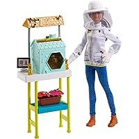 Barbie Beekeeper Playset, Brunette