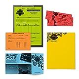 """Astrobrights Color Paper, 8.5"""" x 11"""", 24 lb/89"""