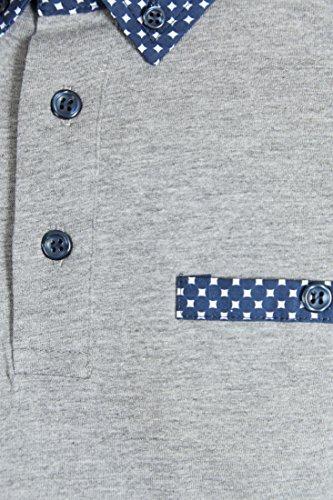 Jack And Jones Polo-shirt Nice Grau