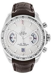 TAG Heuer Men's CAV511B.FC6231 Grand Carrera Chronograph Calibre 17 RS Watch