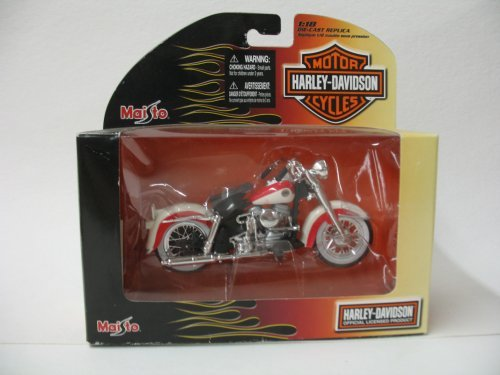 1958 Harley Davidson - 8
