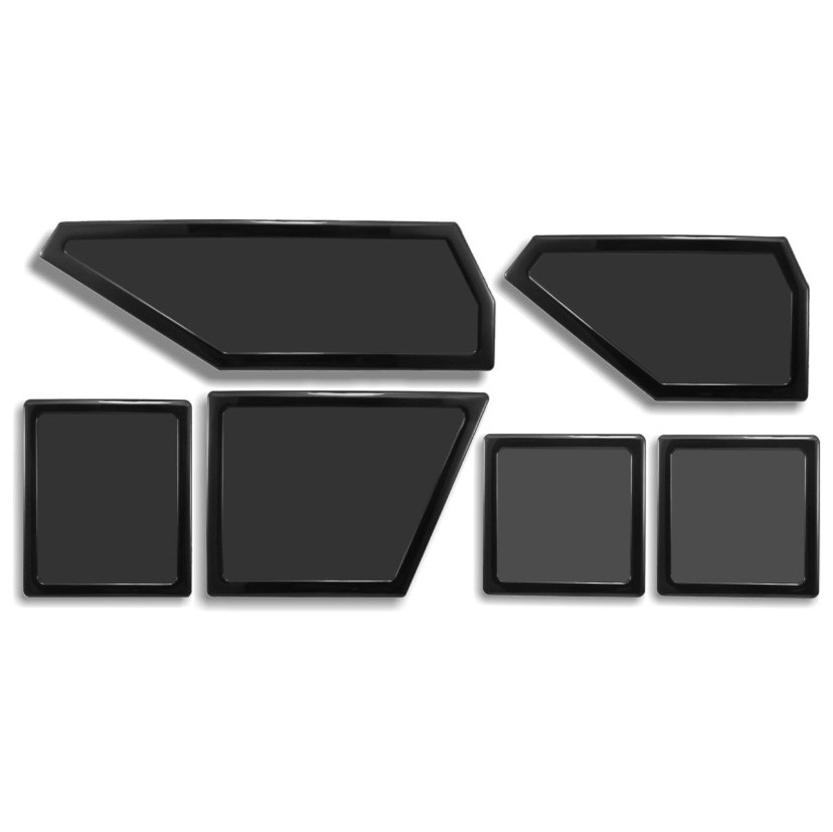 DEMCiflex NZXT Phantom 410 Magnetic Filter Set for PC Casing: Amazon.co.uk:  Computers & Accessories