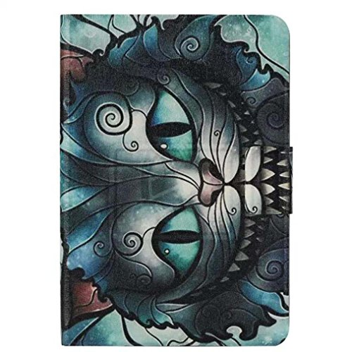 Case For Amazon Kindle Fire HDX 7 inch, Siniao Owl Flip Wallet Leather Case Stand Cover (Cute Kindle Hdx Covers)