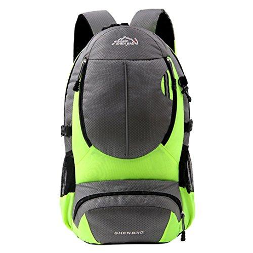 Mochila, Internet Al aire libre alpinismo bolsa de deporte Verde