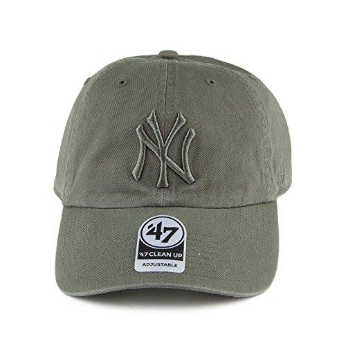 Verde Yankees 47 York Verde de de béisbol Brand Up Gorra New Oscuro Oscuro Clean xvHfq8Y