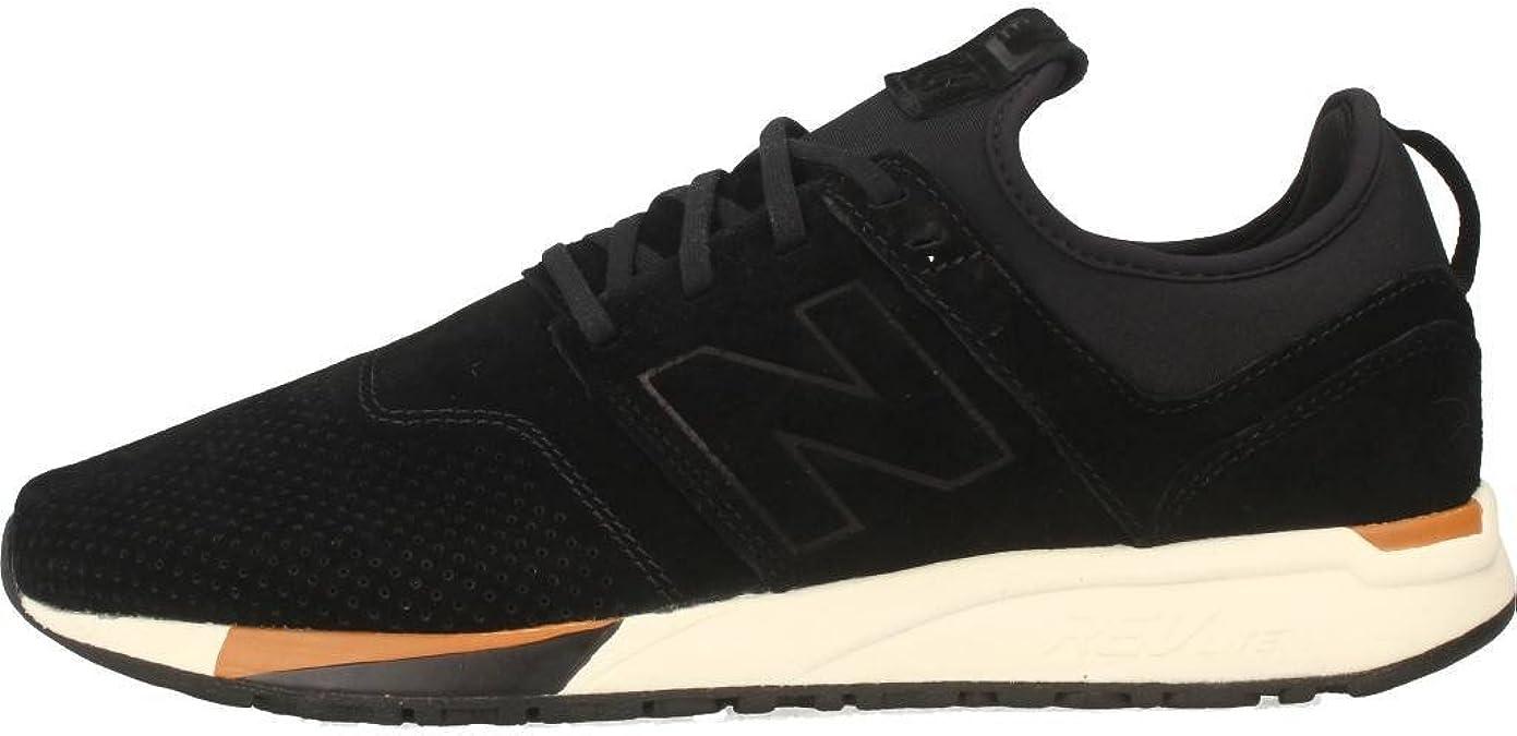 New Balance Men's 247 Black Mrl247wu