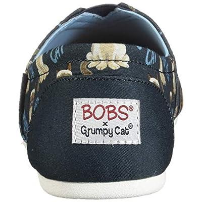 Skechers BOBS Plush Crabby Womens Slip On Flats | Shoes