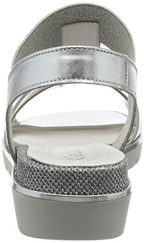 Sandali Con Il Cinturino Basico Da Donna Gabor Multicolore (argento)